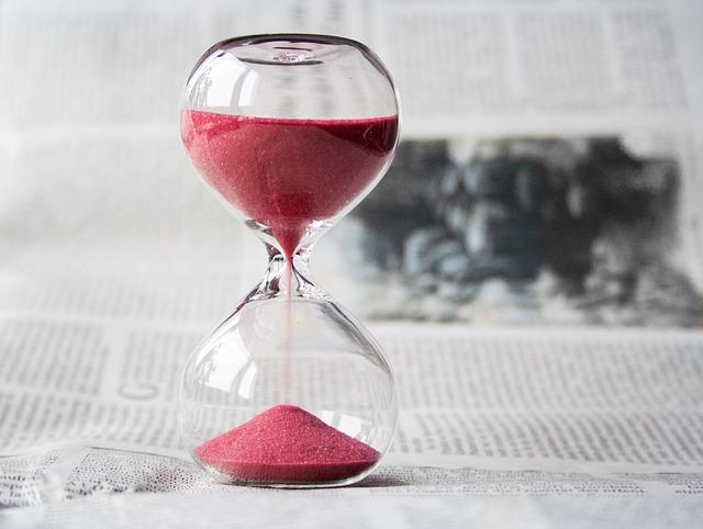 Perhatikan waktu