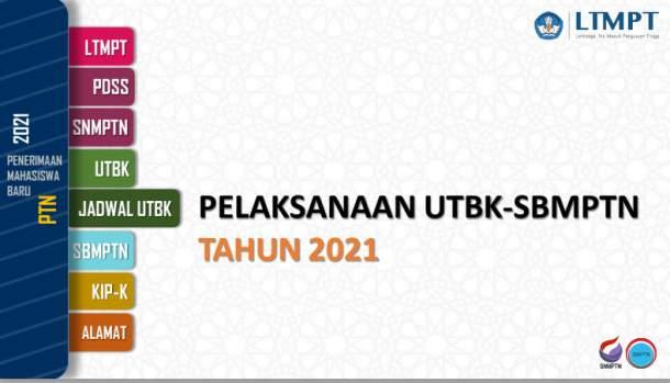 utbk sbmptn 2021